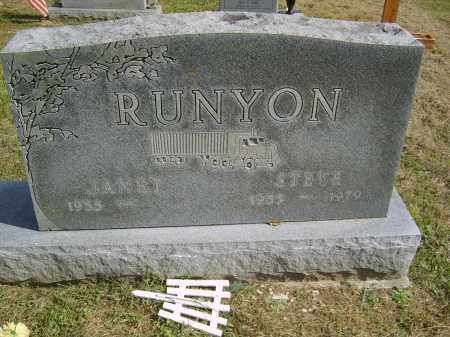 RUNYON, JANET - Gallia County, Ohio | JANET RUNYON - Ohio Gravestone Photos