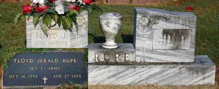 RUPE, JANE ALICE - Gallia County, Ohio | JANE ALICE RUPE - Ohio Gravestone Photos