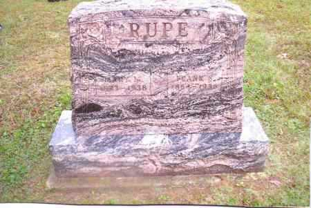 MIGHT RUPE, MARY M. - Gallia County, Ohio | MARY M. MIGHT RUPE - Ohio Gravestone Photos