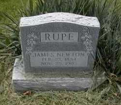 RUPE, JAMES - Gallia County, Ohio | JAMES RUPE - Ohio Gravestone Photos