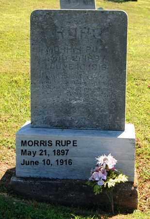 RUPE, MORRIS - Gallia County, Ohio | MORRIS RUPE - Ohio Gravestone Photos