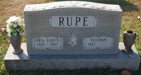 RUPE, SHARON - Gallia County, Ohio | SHARON RUPE - Ohio Gravestone Photos