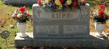 RUPE, SYLVIA MAY - Gallia County, Ohio | SYLVIA MAY RUPE - Ohio Gravestone Photos