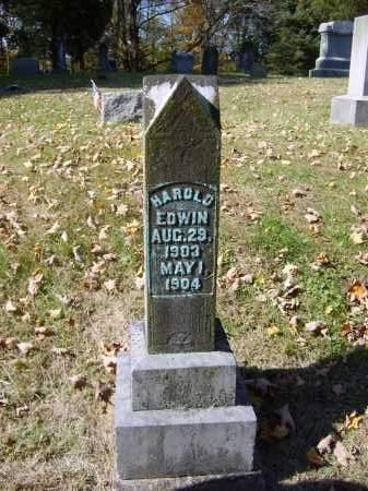 RUSSELL, HAROLD - Gallia County, Ohio | HAROLD RUSSELL - Ohio Gravestone Photos