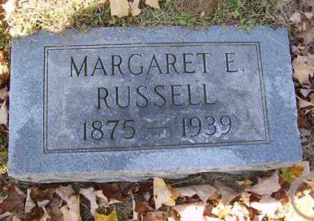 RUSSELL, MARGARET - Gallia County, Ohio | MARGARET RUSSELL - Ohio Gravestone Photos