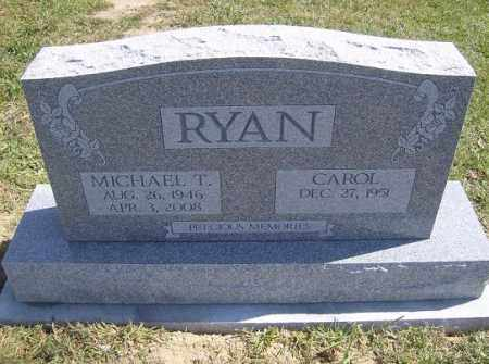 RYAN, MICHAEL THURREL - Gallia County, Ohio | MICHAEL THURREL RYAN - Ohio Gravestone Photos