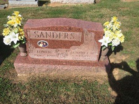 CLARY SANDERS, GARNET - Gallia County, Ohio | GARNET CLARY SANDERS - Ohio Gravestone Photos