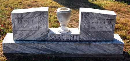SARGENT, VELMA M. - Gallia County, Ohio | VELMA M. SARGENT - Ohio Gravestone Photos