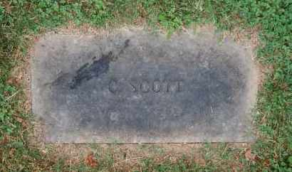 SCOTT, C - Gallia County, Ohio | C SCOTT - Ohio Gravestone Photos