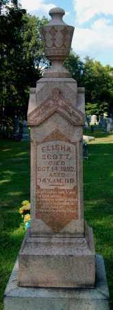 SCOTT, ELISHA - Gallia County, Ohio | ELISHA SCOTT - Ohio Gravestone Photos