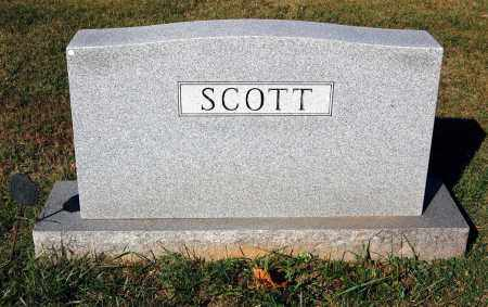 SCOTT, FAMILY MONUMENT - Gallia County, Ohio | FAMILY MONUMENT SCOTT - Ohio Gravestone Photos