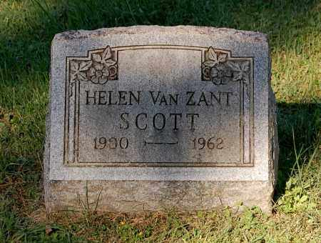 SCOTT, HELEN - Gallia County, Ohio | HELEN SCOTT - Ohio Gravestone Photos
