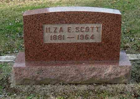 SCOTT, ILZA E - Gallia County, Ohio | ILZA E SCOTT - Ohio Gravestone Photos