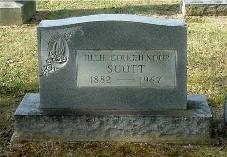SCOTT, TILLIE - Gallia County, Ohio | TILLIE SCOTT - Ohio Gravestone Photos