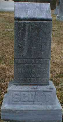 SCOTT, WILLIAM - Gallia County, Ohio | WILLIAM SCOTT - Ohio Gravestone Photos