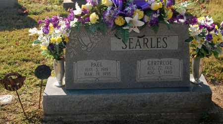 SEARLES, GERTRUDE - Gallia County, Ohio | GERTRUDE SEARLES - Ohio Gravestone Photos