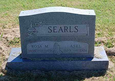 SEARLS, ROSA M - Gallia County, Ohio | ROSA M SEARLS - Ohio Gravestone Photos