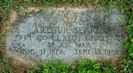 SEARLS, ARTHUR - Gallia County, Ohio   ARTHUR SEARLS - Ohio Gravestone Photos