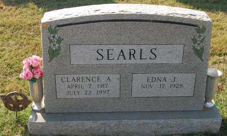 SEARLS, CLARENCE A - Gallia County, Ohio | CLARENCE A SEARLS - Ohio Gravestone Photos