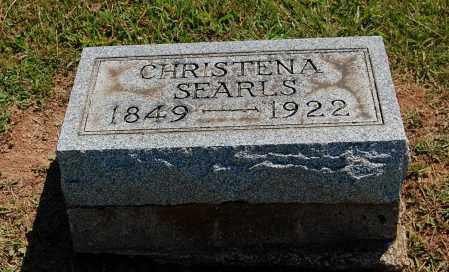 SEARLS, CHRISTENA - Gallia County, Ohio | CHRISTENA SEARLS - Ohio Gravestone Photos