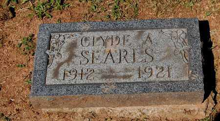 SEARLS, CLYDE A - Gallia County, Ohio | CLYDE A SEARLS - Ohio Gravestone Photos