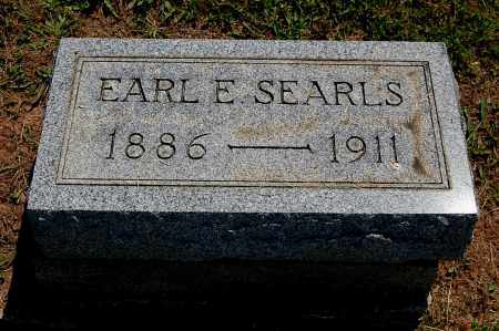 SEARLS, EARL E - Gallia County, Ohio | EARL E SEARLS - Ohio Gravestone Photos