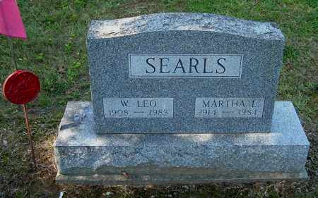 SEARLS, W. LEO - Gallia County, Ohio | W. LEO SEARLS - Ohio Gravestone Photos