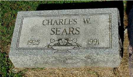 SEARS, CHARLES W - Gallia County, Ohio | CHARLES W SEARS - Ohio Gravestone Photos