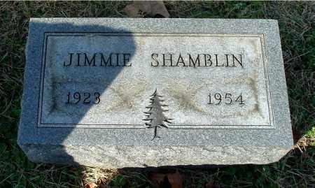 SHAMBLIN, JIMMIE - Gallia County, Ohio | JIMMIE SHAMBLIN - Ohio Gravestone Photos