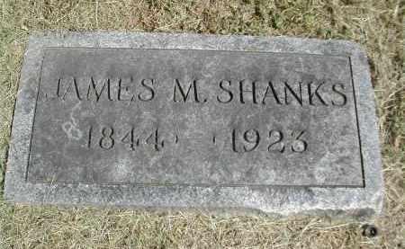 SHANKS, JAMES - Gallia County, Ohio | JAMES SHANKS - Ohio Gravestone Photos