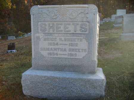 SHEETS, BRICE H - Gallia County, Ohio | BRICE H SHEETS - Ohio Gravestone Photos