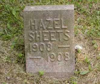 SHEETS, HAZEL - Gallia County, Ohio | HAZEL SHEETS - Ohio Gravestone Photos