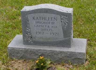 SHEETS, KATHLEEN - Gallia County, Ohio | KATHLEEN SHEETS - Ohio Gravestone Photos