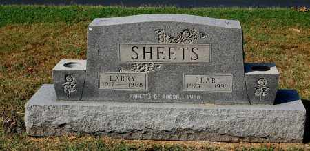SHEETS, LARRY - Gallia County, Ohio | LARRY SHEETS - Ohio Gravestone Photos