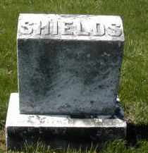 SHIELDS, UNKNOWN - Gallia County, Ohio | UNKNOWN SHIELDS - Ohio Gravestone Photos