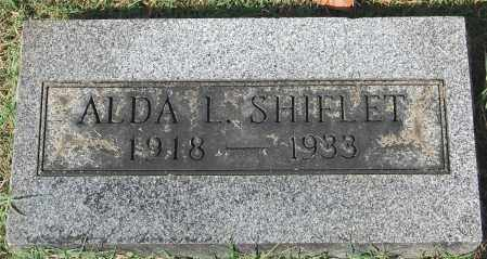 SHIFLET, ALDA L - Gallia County, Ohio | ALDA L SHIFLET - Ohio Gravestone Photos