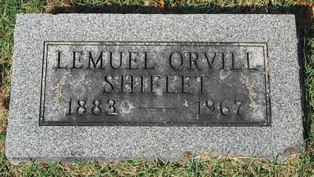 SHIFLET, LEMUEL ORVILL - Gallia County, Ohio | LEMUEL ORVILL SHIFLET - Ohio Gravestone Photos