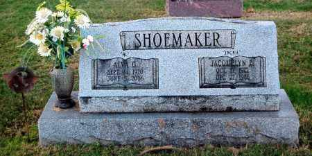 SHOEMAKER, JACQUELYN B - Gallia County, Ohio | JACQUELYN B SHOEMAKER - Ohio Gravestone Photos