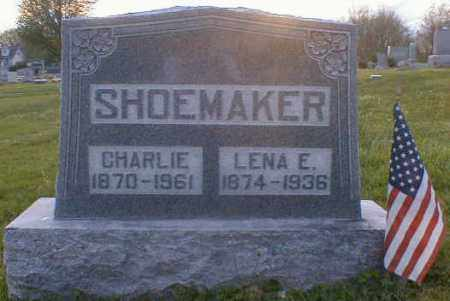 SHOEMAKER, LENA - Gallia County, Ohio | LENA SHOEMAKER - Ohio Gravestone Photos