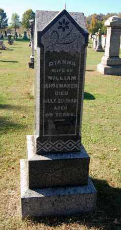 SHOEMAKER, DIANNA - Gallia County, Ohio | DIANNA SHOEMAKER - Ohio Gravestone Photos