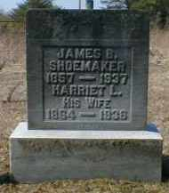 COUGHENOUR  SHOEMAKER, HARRIET - Gallia County, Ohio | HARRIET COUGHENOUR  SHOEMAKER - Ohio Gravestone Photos