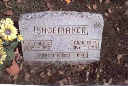 SHOEMAKER, EVERETT F. - Gallia County, Ohio | EVERETT F. SHOEMAKER - Ohio Gravestone Photos