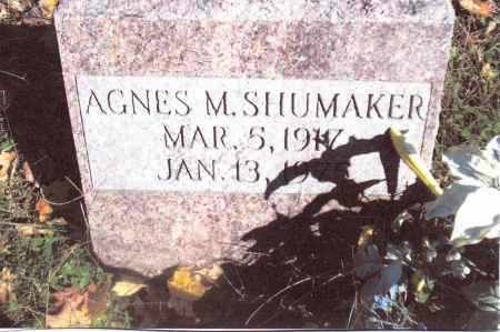 SHUMAKER, AGNES M. - Gallia County, Ohio | AGNES M. SHUMAKER - Ohio Gravestone Photos