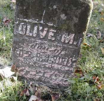 SIBLY, OLIVE - Gallia County, Ohio | OLIVE SIBLY - Ohio Gravestone Photos
