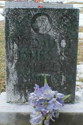 SIMMS, INFANT DAUGHTER - Gallia County, Ohio | INFANT DAUGHTER SIMMS - Ohio Gravestone Photos