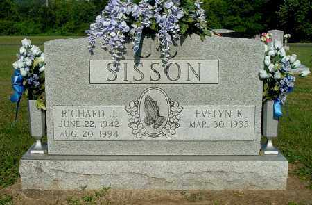 SISSON, EVELYN K - Gallia County, Ohio | EVELYN K SISSON - Ohio Gravestone Photos