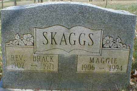 SKAGGS, MAGGIE - Gallia County, Ohio | MAGGIE SKAGGS - Ohio Gravestone Photos