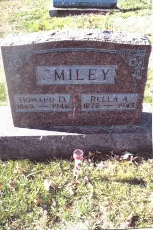 SMILEY, RELLA A. - Gallia County, Ohio | RELLA A. SMILEY - Ohio Gravestone Photos