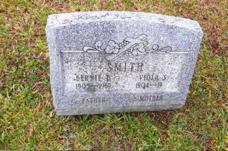 SMITH, BERNIE B. - Gallia County, Ohio | BERNIE B. SMITH - Ohio Gravestone Photos