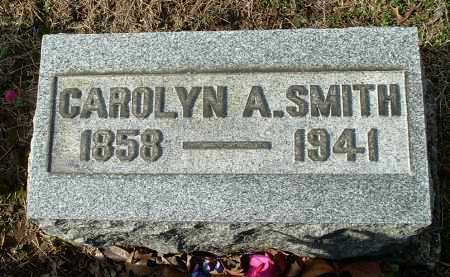 SMITH, CAROLYN A - Gallia County, Ohio | CAROLYN A SMITH - Ohio Gravestone Photos